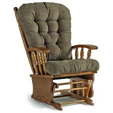 Cushion: Comfort Glider Rocker Cushion Set For Your Nursery ...