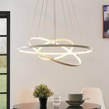 lindby philline hängeleuchte led wohnzimmer esszimmer modern