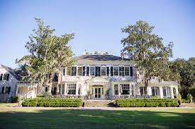 100 Brays Island Sc Plantation Inn Historic House GeorgianStyle Mansion