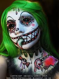 Scary Halloween Half Masks by 55 Scary Halloween Makeup Ideas That Look Too Real