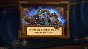 Hearthstone Mage Decks Hearthpwn by How To Clear The Upper Reaches Effectively Frozen Throne