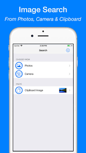 Reverse Image Search on the App Store