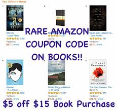 RARE Amazon Coupon Code On Books~~$5 Off $15 Purchase= 30 ... Coupon Amazonca Airborne Utah Coupons 2018 Amazon Coupon Code November Canada Family Hotel Deals Free Shipping 2017 Codes Coupons 80 Off Alert Internet Explorer Toolbar Guy Harvey Free Shipping Codes Facebook 5 Citroen C2 Leasing Automotive Touch Up Merc C Class Amazonsg Prime Now Singapore Promo December 2019 Planet Shoes 30 Best 19 Tv My Fight 4 Us Book Series News A Code For Day Mothers Day Carnival Generator Till 2050 Loco Persconsprim