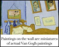 Bedroom in Arles by Vincent Van Gogh Indian Screw Up