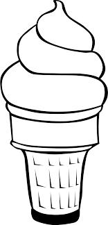 Fast Food Desserts Ice Cream Cones Soft Serve