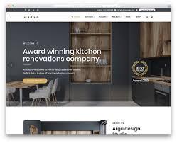 100 Cool Interior Design Websites 18 Best WordPress Themes 2019 Colorlib