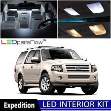 Amazon.com: LEDpartsNow 2003-2013 Ford Expedition LED Interior ...