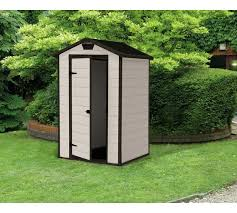 buy keter manor plastic garden shed 4 x 3ft at argos co uk