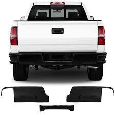 100 Chevy Truck Accessories 2014 2018 Silverado Rear BUMPERSHELLZ DecorativeProtective Rear Bumper Cover Set
