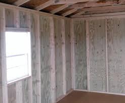 10x20 Shed Floor Plans by Derksen Portable Building 10 X 20 Cabin Gabled Roof Stuart