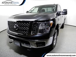 2017 Used Nissan Titan XD 4x4 Diesel Single Cab SV Truck Available ...
