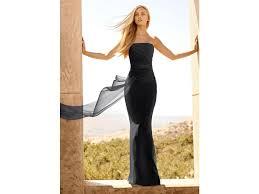 vera wang white crinkle chiffon column gown vw360105 size 2