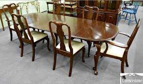 Inspirational Ethan Allen Dining Table And Chairs Used