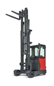 100 Crown Turret Truck New Forklift Sales Series 1120 R14R20G Electric Reach