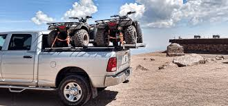 100 Atv Truck SideLoading ATV Carrier DiamondBack ATVS DiamondBack Covers