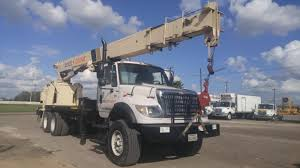 Crane Truck For Sale In Texas