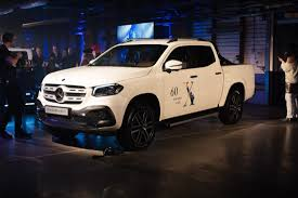 How Mercedes-Benz Made The Pickup Truck Stylish - Ape To Gentleman Mercedes Benz Pickup Truck Protype Profile Motion 1 Motor Trend Yes Theres A Heres Why Fancy Up Your Life With The 2018 Mercedesbenz Xclass Roadshow Pickup Truck 2017 Project Research Pinterest Unveils First Wtkrcom Preview On 25th October Motoraty Usa 6x6 Youtube 1920 Reveals Prices And Spec For Raetopping X350d V6 News Articles Videos Lumak Mercedes Benz Pick Image 96