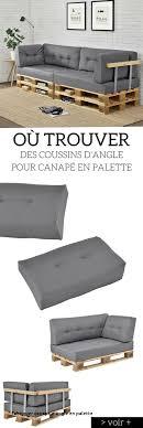 construire canapé d angle 30 fabriquer canape d angle en palette tebzzone