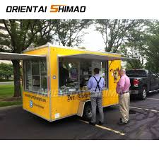 100 Snack Truck China Concession Stand Beer Combi Food Mobile Food