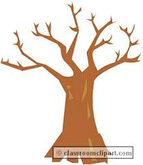 Autumn Tree Clip Art 30
