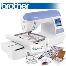 Brother PE770 Embroidery Machine W/ 64 Threads + Bobbins + Cap And ... Free Decorative Machine Embroidery Design Pattern Daily Anandas Divine Designs Pinterest The Best For Your Beautiful Products Swak Daisy Kitchen Set Thrghout Cozy And Chic Towels Vintage Sketch Style Kentucky Home Spring Cushion 5x7 6x10 7x12 And 8x8 In The Hoop Machine Downloads Digitizing Services From Cute Letters Marokacom Amazoncom Brother Pe540d 4x4 With 70 Builtin