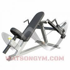 Reverse Pec Deck Flyes With Dumbbells by Plate Load Pec Fly Watson Gym Equipment