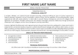 Resume Templates Download Zip And Click Here To This Financial Analyst Template For Prepare Stunning Examples 318