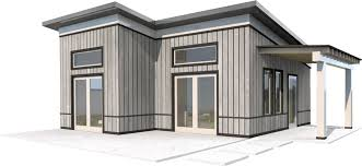 Modern Houseplans Free Modern House Plans Designed By Truoba Architects