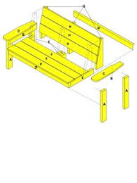 Free Wood Park Bench Plans by Park Bench Plans Park Bench Plans Free Outdoor Plans Diy