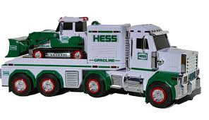 Amazon.com: 2013 Hess Toy Truck & Tractor: Toys & Games