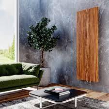 design heizkörper bis 2400 watt mit echtholzabdeckung woodstyle