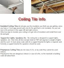 Polystyrene Ceiling Tiles Fire by Ceiling Tile Superstore For New Ceiling Tiles