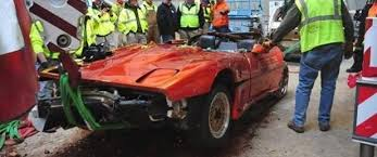 Corvette Museum Sinkhole Cars Lost by Should The Sinkhole Corvettes Be Restored Corvetteforum