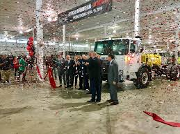100 Greg Coats Cars And Trucks Autocar Opens 120 Million Heavyduty Truck Factory In Alabama