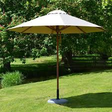 3 Tier Pagoda Patio Umbrella by Wood Market Patio Umbrellas
