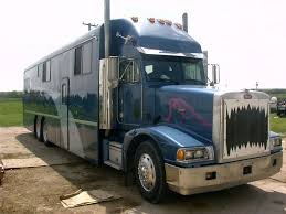 100 Semi Truck Motorhome Pete Steel Cowboys Peterbilt Trucks