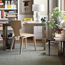 Crate And Barrel Sterling Desk Lamp by Beautiful Abodes Table Lamps