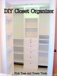 How to Build a Closet Organizer The Reveal }