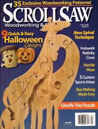 scrollsaw woodworking u0026 crafts u2013 issue 36 u2013 fall 2009 download
