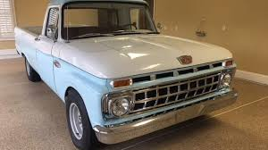 100 1965 Ford Truck For Sale F100 2WD Regular Cab For Sale Near Rainbow City Alabama