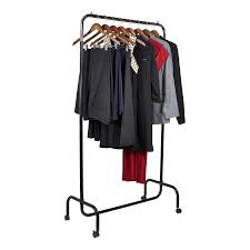 Meridian File Cabinet Rails by Double Hang Clothes Rack Storables