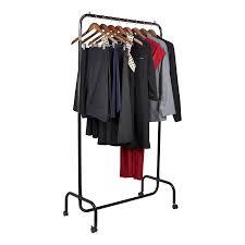 Portable Garment and Clothes Storage Racks