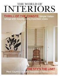 100 Home Design Magazine Free Download The World Of Interiors July 2019 PDF Download