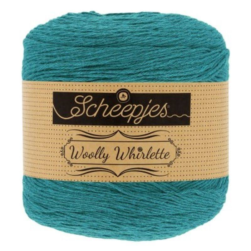 Scheepjes woolly Whirlette - Green Tea (570) - 100g