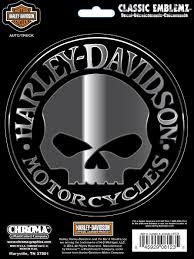 Amazon.com: Chroma 8123 Harley-Davidson Skull Classic Emblem Decal ... Vantage Point Harley Davidson Window Graphics 179562 At Rear Decals For Trucks Luxury Stickers Steel Harleydavidson Willie G Skull Extra Large Trailer Decal Cg4331 3 Set Total Each Side And Trailers 2 Amazoncom Chroma Die Cutz White Ford F150 Removal Youtube For Cars New View Eagle Legends 5507 Domed Emblem Logo American Flag All Chrome Colored On Keep Calm And Ride Sticker Car Gothic Wings Dc108303