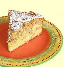 One Perfect Bite Tuscan Apple Cake