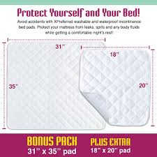 2 Pack Waterproof Incontinence Bed Pads Mattress And Chair ... 2 Terry Cloth Lounge Chair Towel Beach Cover With Pocket Lotion Applicator Terrycloth Isnt Just For Towels Open House Modern Yellow Cotton Lawn Pool Convert Carry Tote Fh Group Fast Absorbent 23 In X 20 Mulfunctional And Post Workout Car Seat Spubote Include Pillow Side Pockets Luxury Chaise Great Holidays Sunbathing Pink Us 110 45 Offclassic Red Blue Floral Jacquard Terry Cloth Sofa Cover Plush Chair Slipcovers Canape Fniture Sectional Sp3640 Free Shipin 26 Elegant Covers With Tips Stool Micro Universal Made Of 14 Different Colours
