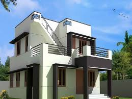 Simple Design Of House Balcony Ideas by Simple Modern House Plans Home Planning Ideas 2017