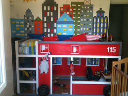 100 Fire Truck For Toddlers How To Transform An IKEA Kura Bed Into A Truck Kidsomania