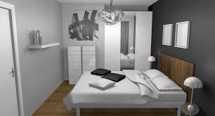 deco chambre taupe et blanc chambre taupe lit capitonne en velours marron et cadres blanc deco